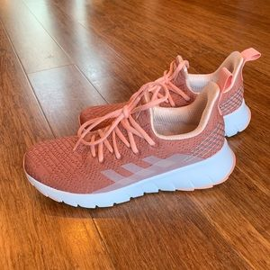 Adidas running shoes!